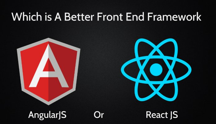 React or Angular